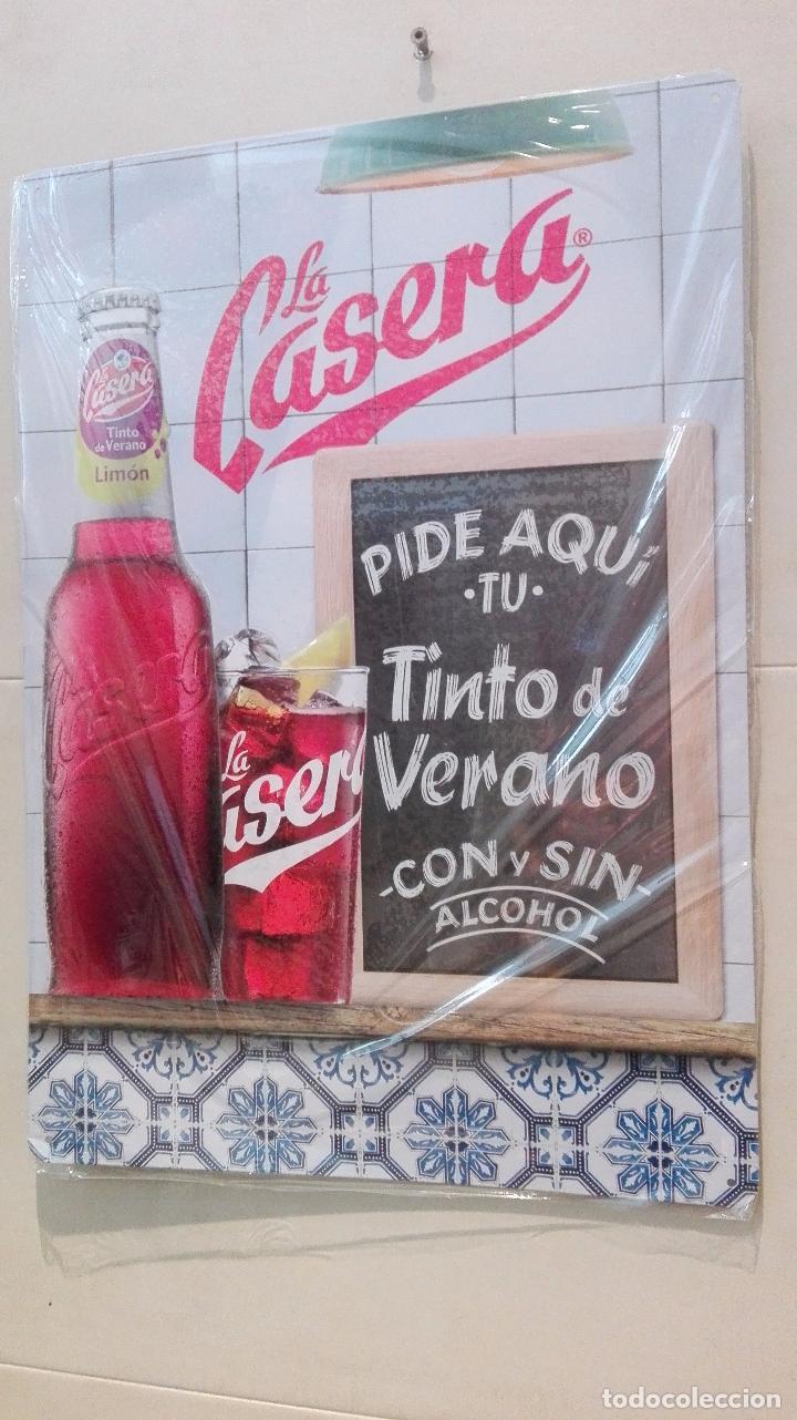 Vintage: LAMINA VINTAGE DE ANUNCIO - Foto 2 - 95468523