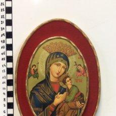 Vintage: VIRGEN CON NIÑO JESUS (O ). Lote 96002274