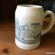 Vintage: JARRA DE AMSTER ORO. Lote 98343908