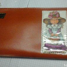 Vintage: ANTIGUO ESTUCHE.MARCA PLUMA.NUEVO.. Lote 98346636
