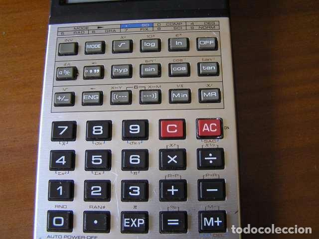 Vintage: CALCULADORA CASIO fx-82D FRACTION fx82D - CALCULATOR - - Foto 31 - 98355099