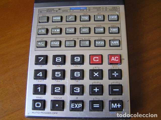 Vintage: CALCULADORA CASIO fx-82D FRACTION fx82D - CALCULATOR - - Foto 39 - 98355099