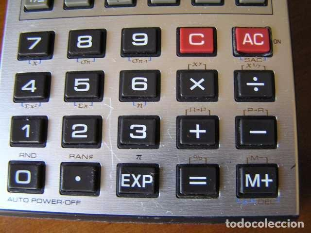 Vintage: CALCULADORA CASIO fx-82D FRACTION fx82D - CALCULATOR - - Foto 41 - 98355099