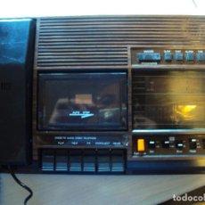 Vintage: RELOJ -RADIO-CASSET --TELEFONO. Lote 98630295