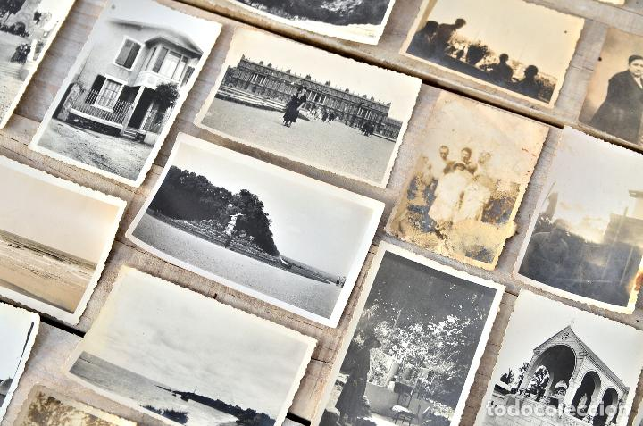 Diorama De Fotos Familiares Lote Fotografia Ant Comprar En