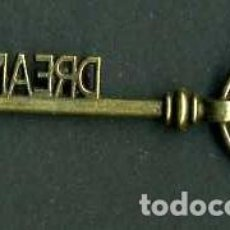 Vintage: LLAVE VINTAGE DE BRONCE - MIDE 5,2 X 1,7 CENTIMETROS Y PESA 3,62 GRAMOS ( DREAM = SUEÑO ) - Nº118. Lote 101115367