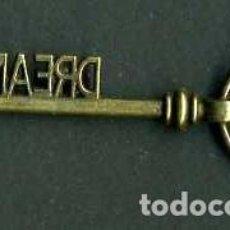 Vintage: LLAVE VINTAGE DE BRONCE - MIDE 5,2 X 1,7 CENTIMETROS Y PESA 2,65 GRAMOS ( DREAM = SUEÑO ) - Nº120. Lote 125826850