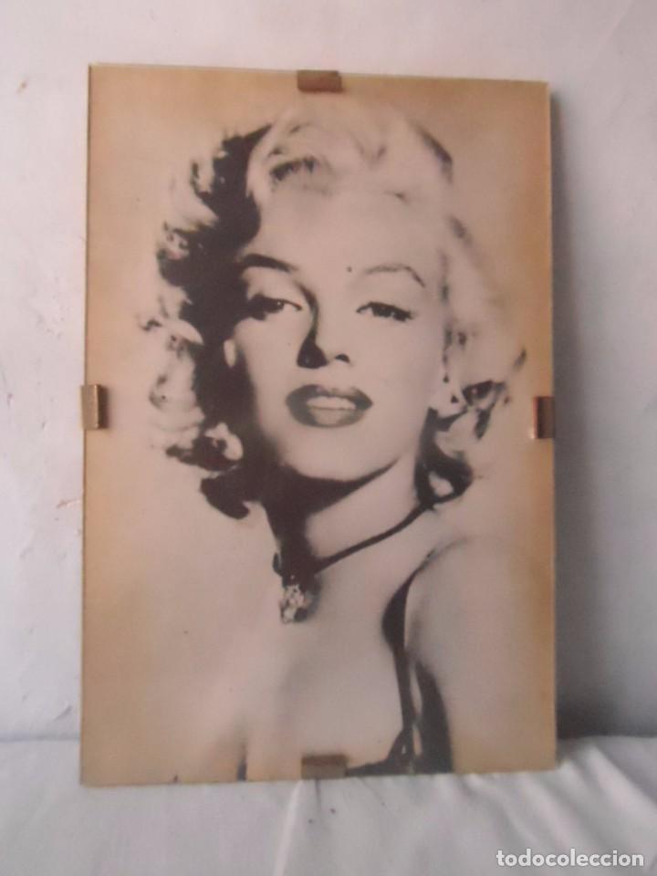 Marilyn monroe super cuadro deco vintage madera comprar - Cuadros vintage madera ...