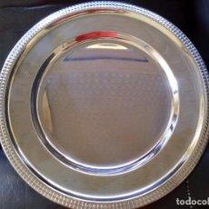 Vintage: BANDEJA DE ACERO INOXIDABLE - MIDE 35 C.M. . Lote 101193815