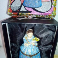 Vintage: FIGURA FALLERA INFANTIL RESINA. Lote 101665507