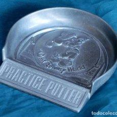 Vintage: SIMPÁTICO OBJETO VINTAGE - MERCHANDISING - HOYO GOLF - WALT DISNEY - PRACTICE PUTTER - MICKEY. Lote 103683771
