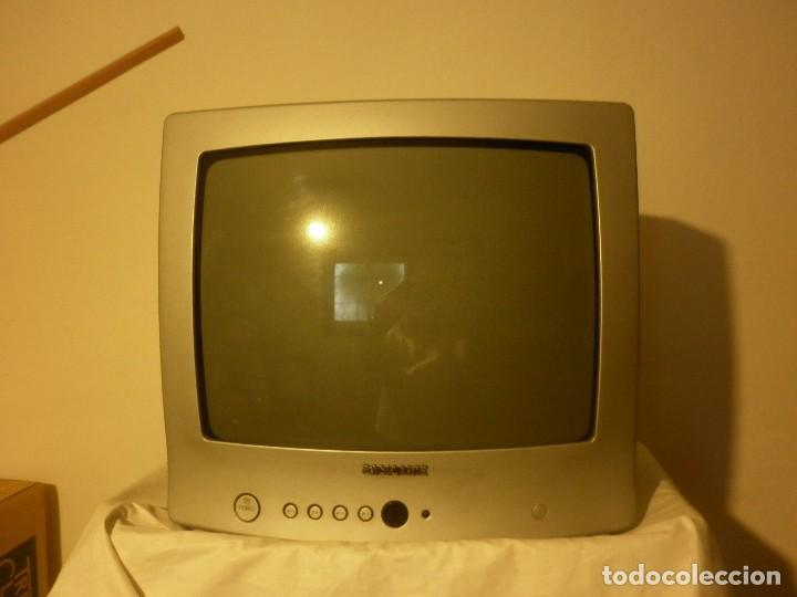 Vintage: TV-COLOR MARCA BASIC LINE - Foto 2 - 103787511