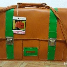 Vintage: CARTERA ESCOLAR SAFTA, AÑOS 80. Lote 104150399
