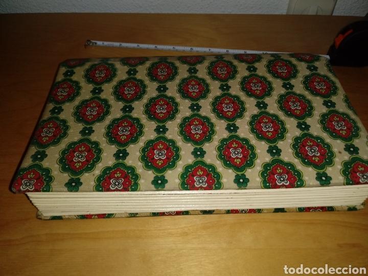 Vintage: Carpeta o cartera clasificadora de contabilidad y facturas. Años 60 - Foto 6 - 104394095