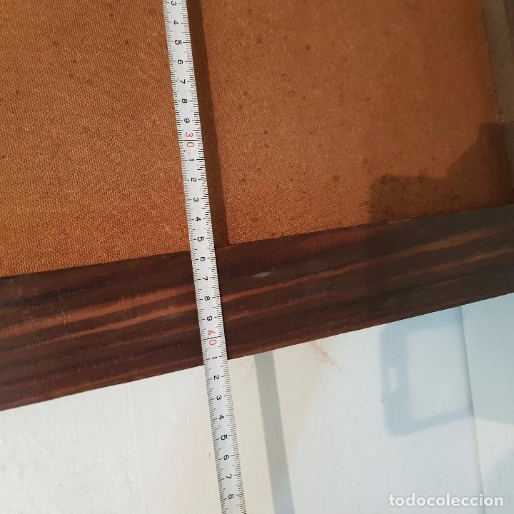 lamina murillo marco madera años 70 - Comprar en todocoleccion ...