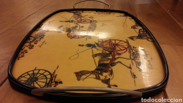 Vintage: Bandeja vintage - Foto 3 - 104622331