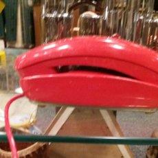 Vintage: TELEFONO ROJO GONDOLA. Lote 105742846