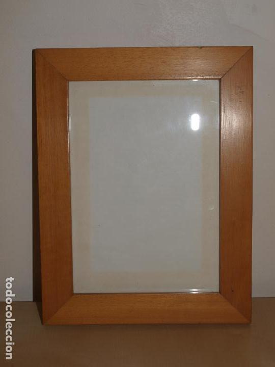 marco de fotos de colgar de madera maciza.16,5 - Comprar en ...