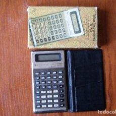 Vintage: CALCULADORA TEXAS INSTRUMETNS TI-50 TI50 NO FUNCIONA. Lote 106927331