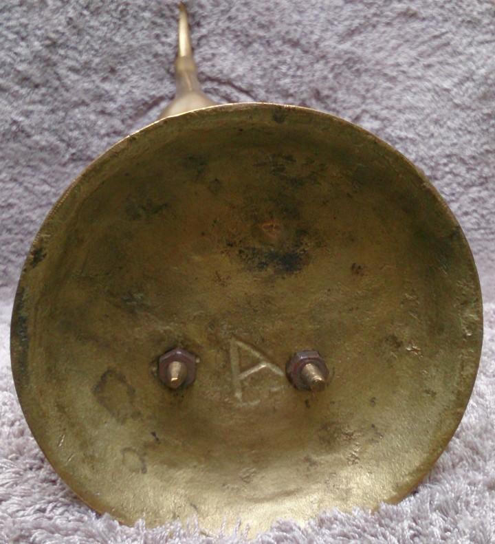 Vintage: Pieza ave bronce latón vintage 55,5 cm - Foto 4 - 107351471