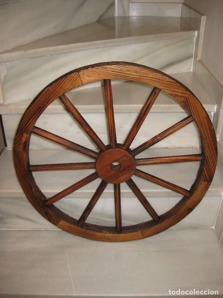 Réplica de una rueda antigua 60cm - Vendido en Venta
