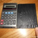 Vintage: CALCULADORA CASIO LC-403 E - ELECTRONIC CALCULATOR AUTO POWER 0FFFUNDA ORIGINAL Y FUNCIONANDO RARA. Lote 108935055