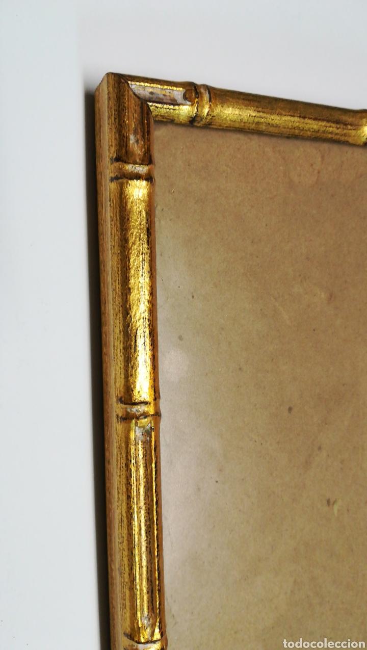 Vintage: Marco dorado - Foto 2 - 109001112