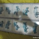 Vintage: PAREJA DE CUADROS TEMATICA COCHES AÑOS 70-VINTAGE-54X17. Lote 110073715