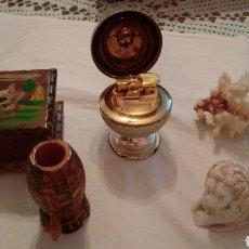 Vintage: LOTE VINTAGE, VER, ARTESANIA, ENCENCEDOR, CORAL, ETC. Lote 110262859
