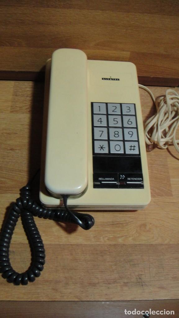 TELEFONO ALCATEL MODELO IRIS (Vintage - Varios)