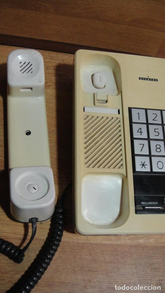 Vintage: telefono alcatel modelo iris - Foto 2 - 110656375