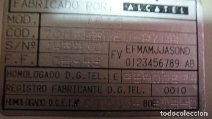 Vintage: telefono alcatel modelo iris - Foto 4 - 110656375