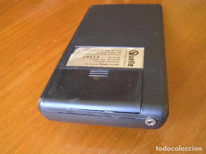 Vintage: ANTIGUA CALCULADORA PRIVILEG 840 M DE LOS AÑOS 70 FUNCIONANDO CALCULATOR ELEKTRONIK-TASCHENRECHNER - Foto 59 - 110878835