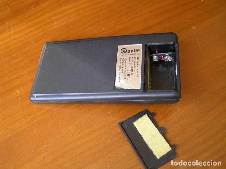 Vintage: ANTIGUA CALCULADORA PRIVILEG 840 M DE LOS AÑOS 70 FUNCIONANDO CALCULATOR ELEKTRONIK-TASCHENRECHNER - Foto 63 - 110878835