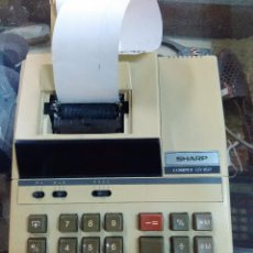 Vintage: CALCULADORA SHARP. Lote 111103487