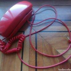 Vintage: TELÉFONO GONDOLA ROJO CITESA. Lote 111327194