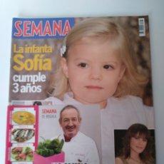 Vintage: REVISTA SEMANA MAYO 2010. Lote 111775151