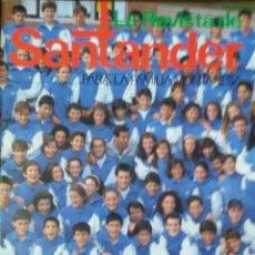 Vintage: REVISTA SANTANDER NÚMERO 58. Lote 112062651