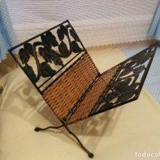 Vintage: REVISTERO METALICO. Lote 112254359