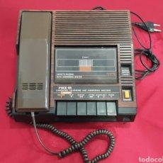 Vintage: TELÉFONO CONTESTADOR VINTAGE INTERNACIONAL PMX-88 AÑOS 70. Lote 112601632