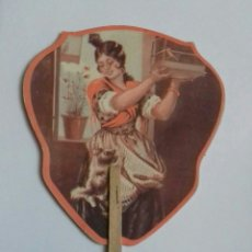 Vintage: PAI PAI CON PUBLICIDAD DE CANTALAPIEDRA (SALAMANCA). Lote 177550558