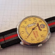 Vintage: RELOJ RUSO AÑOS 90 CONMEMORATIVO DE LA BATALLA DE STALINGRADO. Lote 112769951
