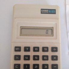 Vintage: ANTIGUA CALCULADORA ELECTRÓNICA CASIO HL - 809 FUNCIONA. Lote 113249939