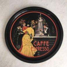 Vintage: BANDEJA CAFFÉ ESPRESSO.. Lote 113337162