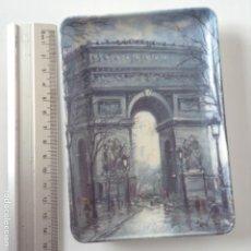 Vintage: MINI BANDEJA PARIS. Lote 113476112