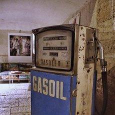 Vintage: SURTIDOR DE GASOIL DROHER DE 1968. Lote 113509331