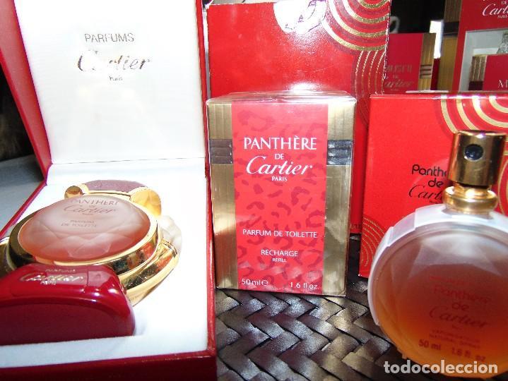 Parfum De Toilette Panthere De Cartier Buy Other Vintage Objects