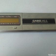 Vintage: CASIO MQ-2 MICRO COMPUTER QUARTZ 1976 JAPAN. Lote 114524164