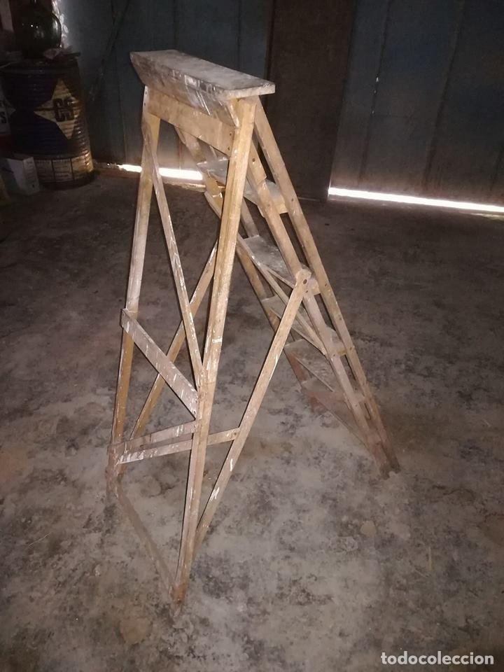escalera tijera segunda mano