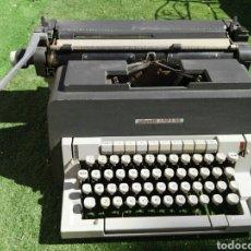 Vintage: MÁQUINA DE ESCRIBIR OLIVETTI LINEA 98. Lote 115453867
